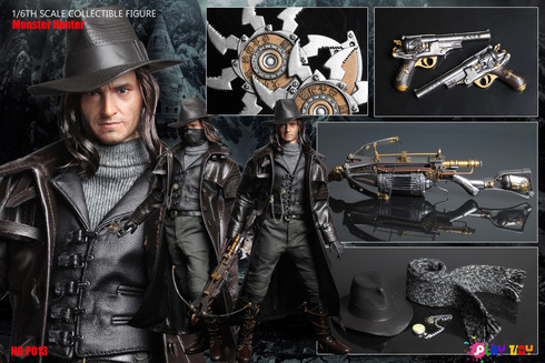 Monster Hunter Van Helsing